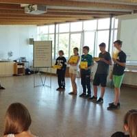 Workshoptag mit der VMS Bürs